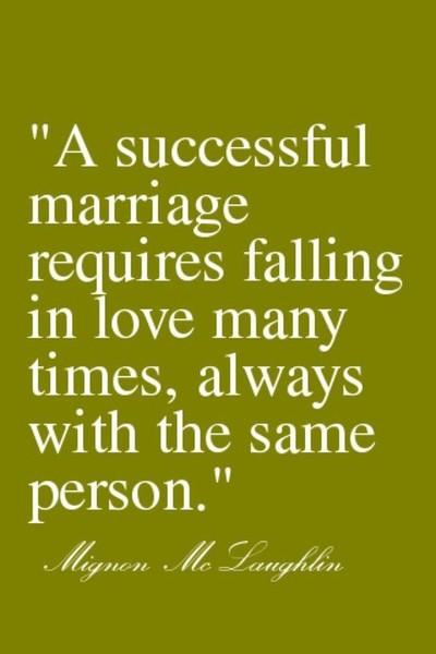 Mignon-McLaughlinSuccessful-Marriage