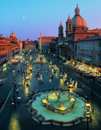 Tuesday's Love Jones - Building a Little Rome!