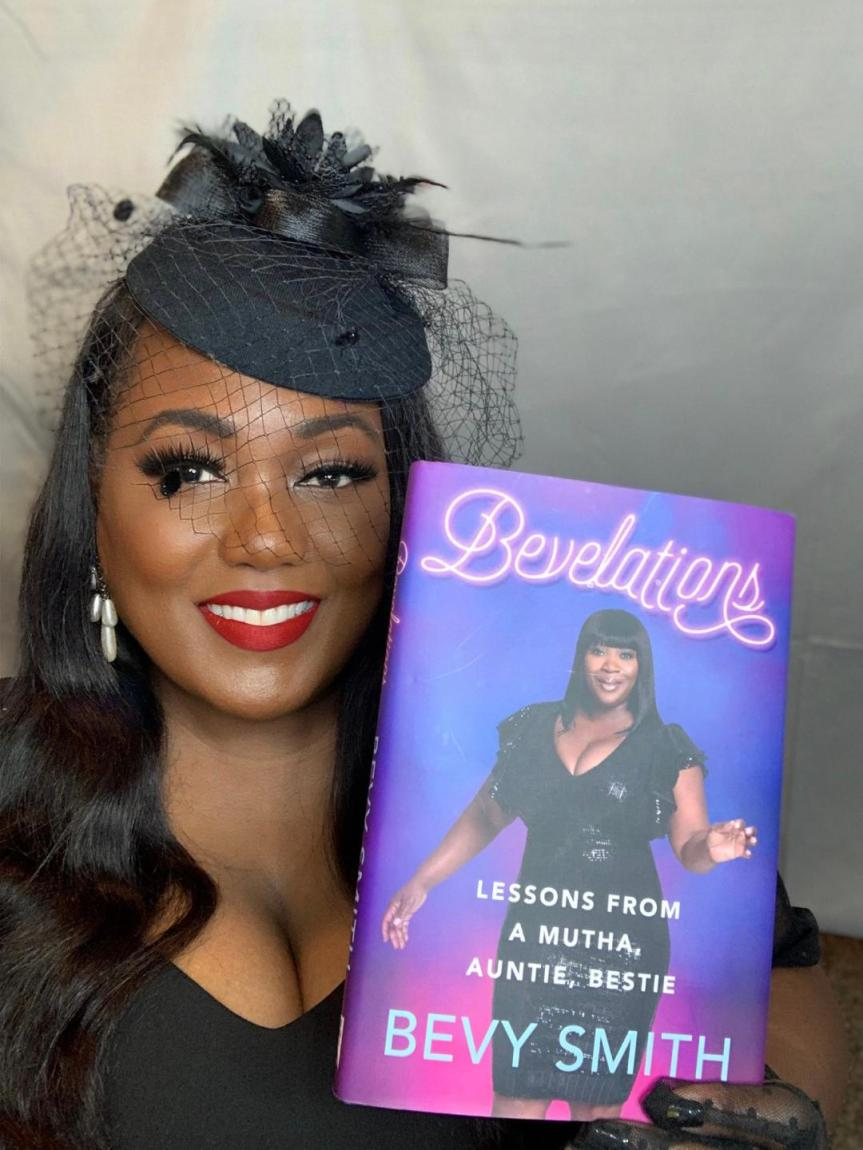 Not in Bevy's World! A Bevelations BookReview!